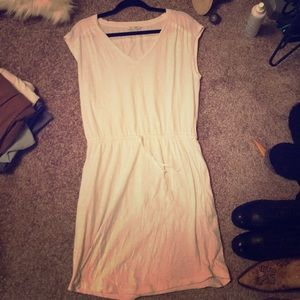 Knot Boden White Dress